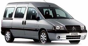 Citroen JUMPY II 2004-2006 1.9D (1868 куб.см.)