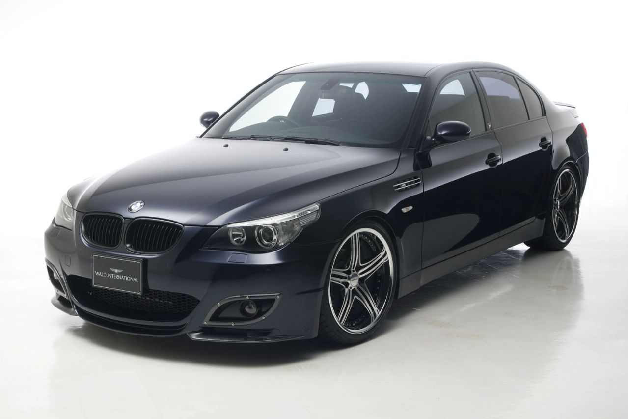 BMW 5-series E60 2003-2010 530xi ( 2996 куб. см.)