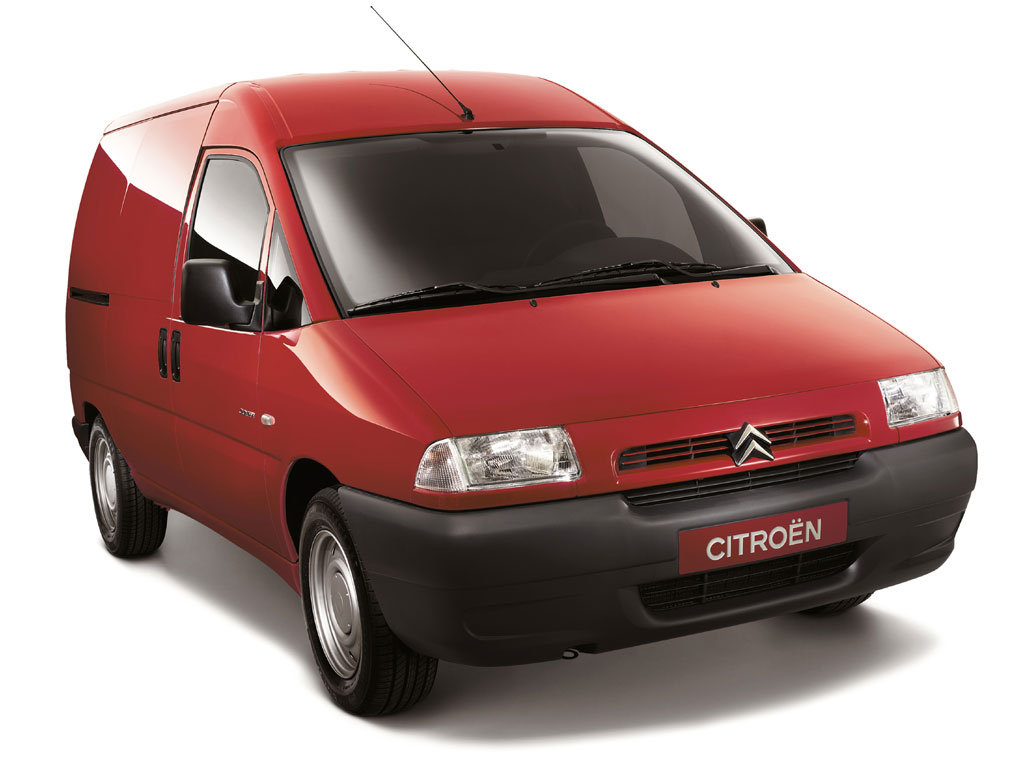 Citroen JUMPY 1995-2004 1.9D (1905 куб.см.)