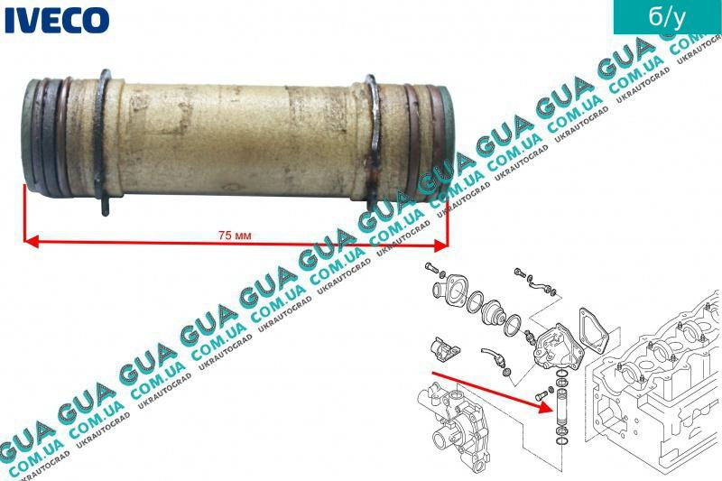 Бу б/у топливный насос высокого давления для грузовика iveco 28 td в ковеле